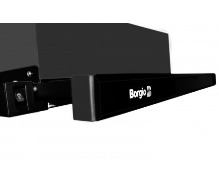 Borgio Slim (TR) full glass 60 black