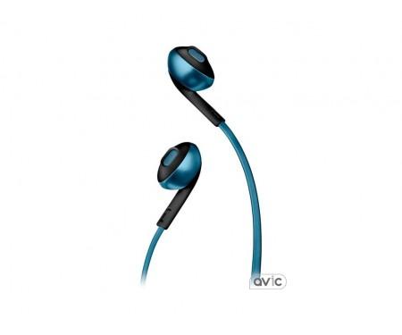 Наушники JBL T205BT Blue (JBLT205BTBLU)