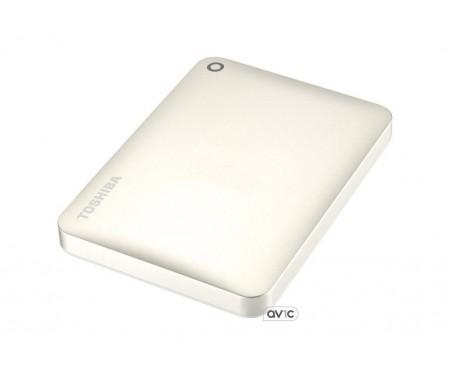 Toshiba Canvio Connect II 500GB USB3.0/Satin Gold (HDTC805EC3AA)
