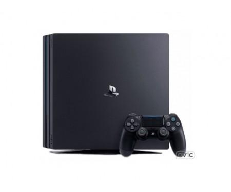 Игровая приставка Sony PlayStation 4 Pro PS4 Pro 1TB + Fortnite