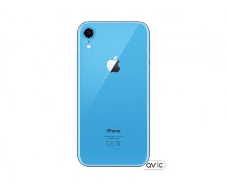 Apple iPhone XR Dual Sim 256GB Blue (MT1Q2)