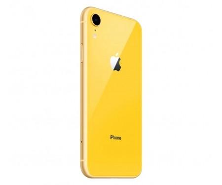 Смартфон Apple iPhone XR Dual Sim 128GB Yellow (MT1E2)