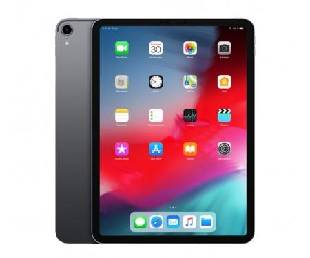 Планшет Apple iPad Pro 11 (2018) Wi-Fi 1TB Space Gray (MTXV2)