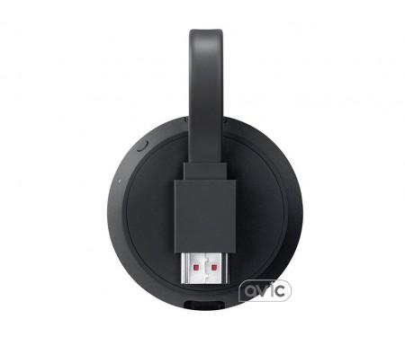 Медиаплеер Google Chromecast Ultra
