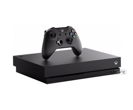 Игровая приставка Microsoft Xbox One X 1TB