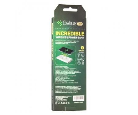 Power Bank Gelius Pro Incredible (Wirelles) 10000mAh 2.1A Grey (65150)