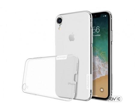 Чехол-накладка Nillkin Nature TPU Case Apple Iphone XR