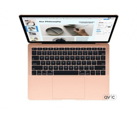 Ноутбук Apple MacBook Air 13 Gold 2018 (Z0VK00036)