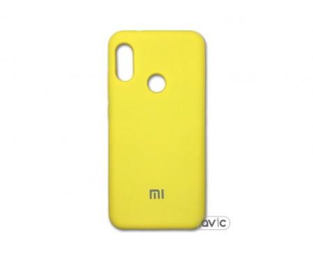 Чехол для Xiaomi Redmi 6 Pro/A2 lite (Yellow)