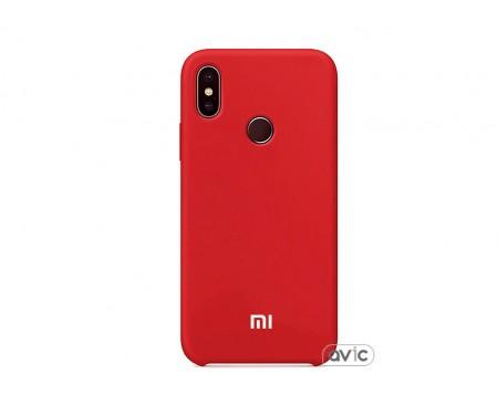 Чехол для Xiaomi Redmi Note 5 Pro (Red)