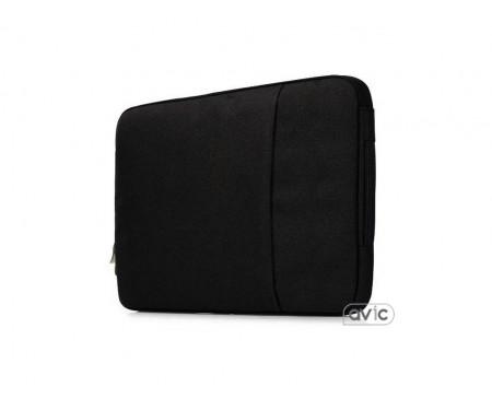 Чехол Denim series bag для MacBook 15 Black