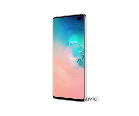 Samsung Galaxy S10 Plus SM-G975 DS 128GB White (SM-G975FZWD)