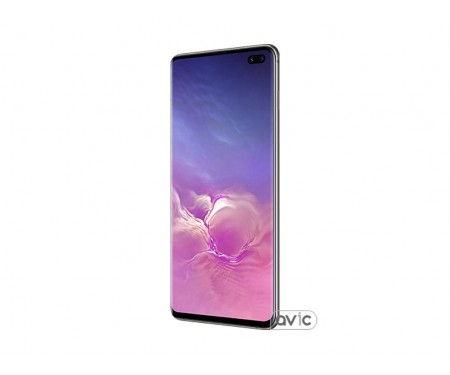 Samsung Galaxy S10 Plus SM-G975 DS 512GB Ceramic Black