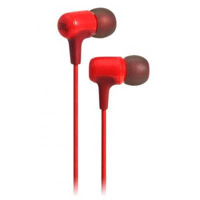 Наушники JBL E15 Red (E15RED)