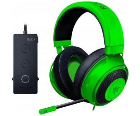Наушники Razer Kraken Tournament Edition Green (RZ04-02051100-R3M1)