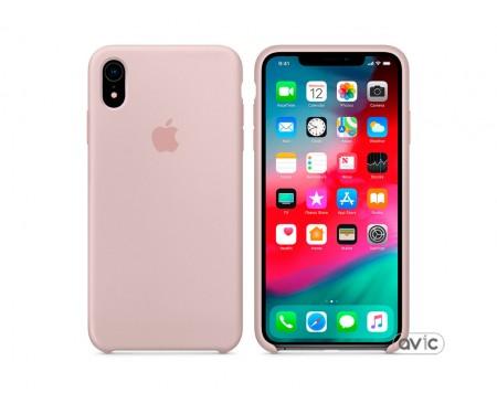 Чехол для смартфона Apple iPhone XR Silicone Case Pink Sand