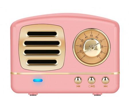 Funten HB-HM11 Enhanced Bass Retro Wireless (Pink)