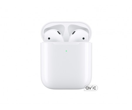 Apple AirPods with Wireless Charging Case (MRXJ2)