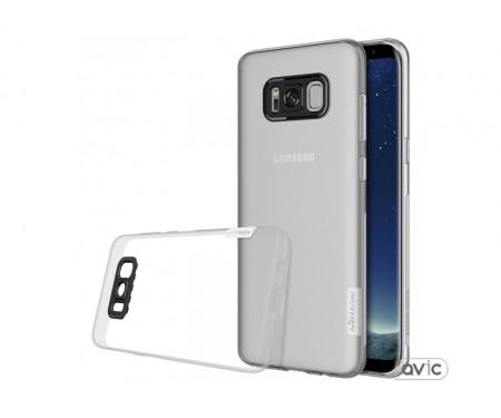 Чехол Nillkin Nature Series для Samsung G950 Galaxy S8 (Transparent)