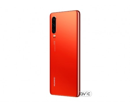 Huawei P30 6/128GB Red