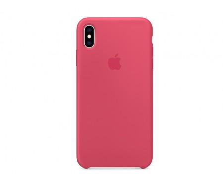 Apple iPhone XS Max Silicone Case - Hibiscus (Copy)