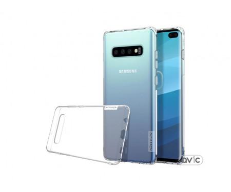 Чехол для Samsung Galaxy S10 Plus Nillkin Nature Series (Transparent)