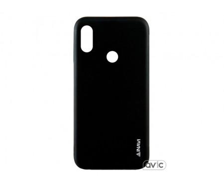 Чехол для Xiaomi Mi 6X/A2 Black Inavi Simple Color