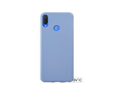 Чехол для Huawei P Smart Plus Violet Inavi Simple Color