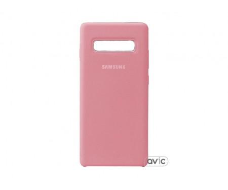 Чехол для Samsung Galaxy S10e Silicone Pink Sand