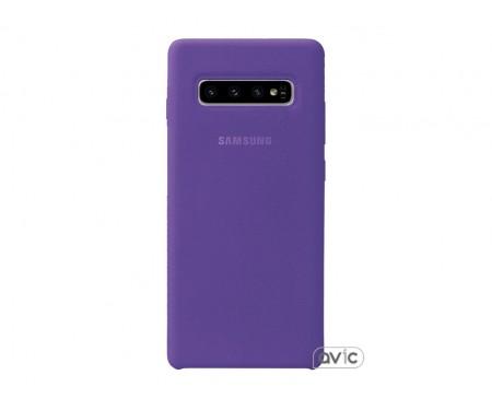Чехол для Samsung Galaxy S10 Plus Silicone Ultra Violet