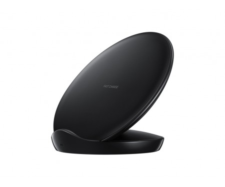 Samsung Fast Wireless Charger Stand Black (EP-N5100TBEGGB)