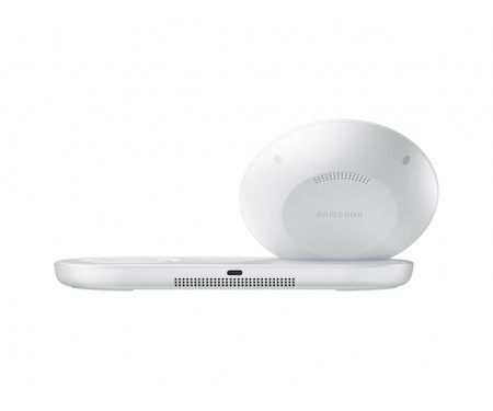 Samsung Fast Wireless Charger Duo White (EP-N6100TWEGGB)