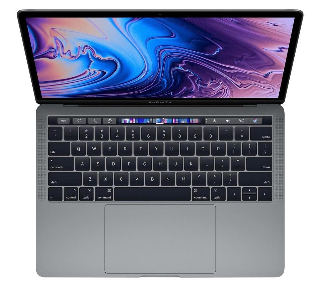Ноутбук Apple MacBook Pro 13 Space Grey