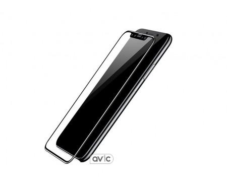 Защитное стекло для iPhone XR Black Blueo