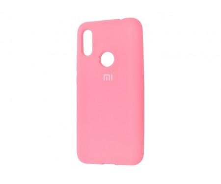 Чехол для Xiaomi Redmi 7 Light Pink