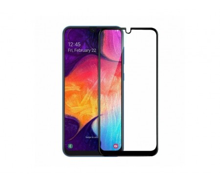 Защитное стекло для Samsung Galaxy A30/A50 Black