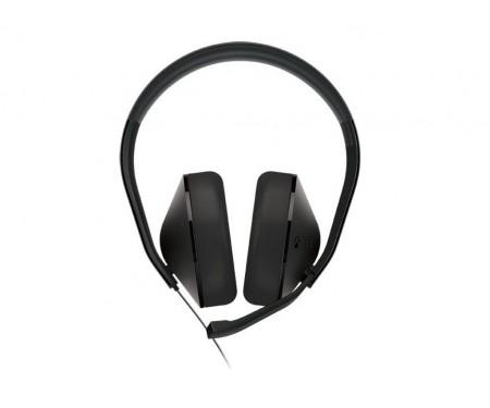 Microsoft Xbox One Stereo Headset Black