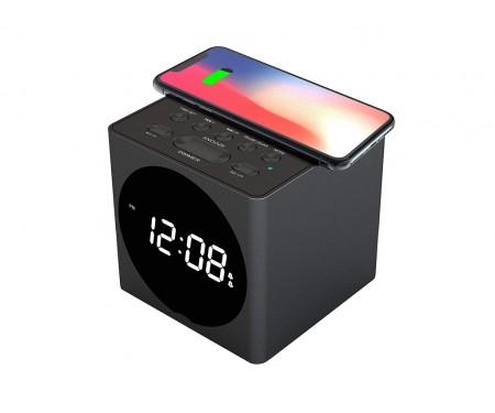 Часы-зарядная станция с радио Galahome W7