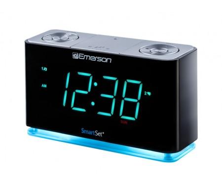 Часы-зарядная станция с радио Emerson ER100301