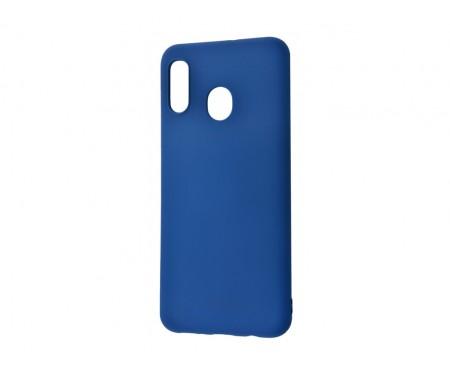 Чехол для Samsung Galaxy A30 Blue