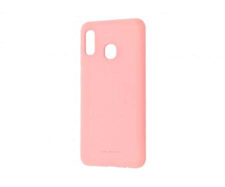 Чехол для Samsung Galaxy A50 Pink