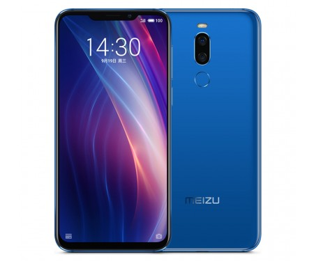 Meizu X8 6/128GB Blue