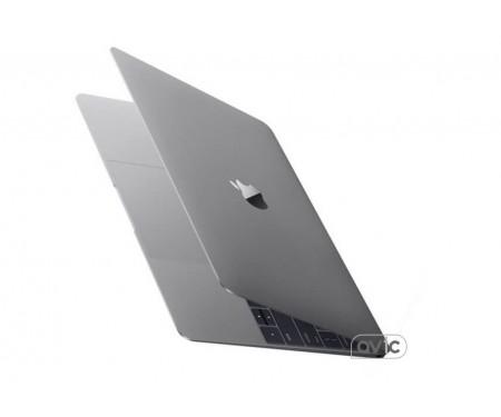 Apple MacBook 12 Space Gray 2017 (Z0TY00070/Z0TY0005Z)