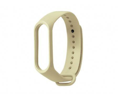 Ремешок Xiaomi для браслета Xiaomi Mi Band 3 Beige
