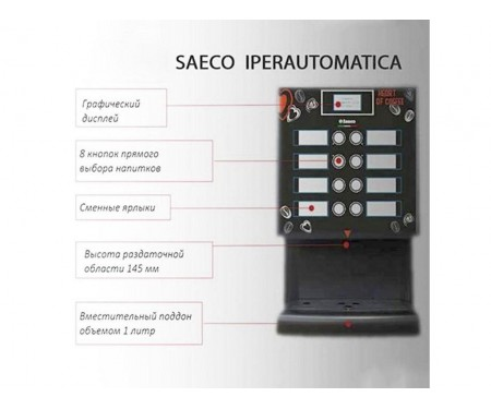 Saeco IperAutomatica