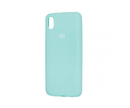 Чехол для Xiaomi Redmi 7a Turquoise