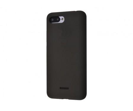 Чехол для Xiaomi Redmi 6A Dark Olive Silicone Case