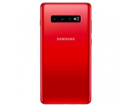 Samsung Galaxy S10 Plus SM-G975 DS 128GB Red (SM-G975FZRD)