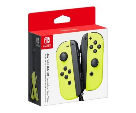 Nintendo Joy-Con Neon Yellow Pair