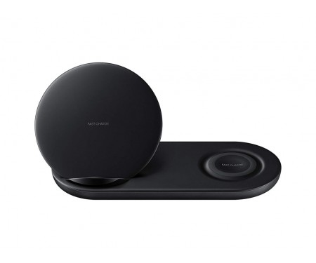 Samsung Fast Wireless Charger Duo Black
